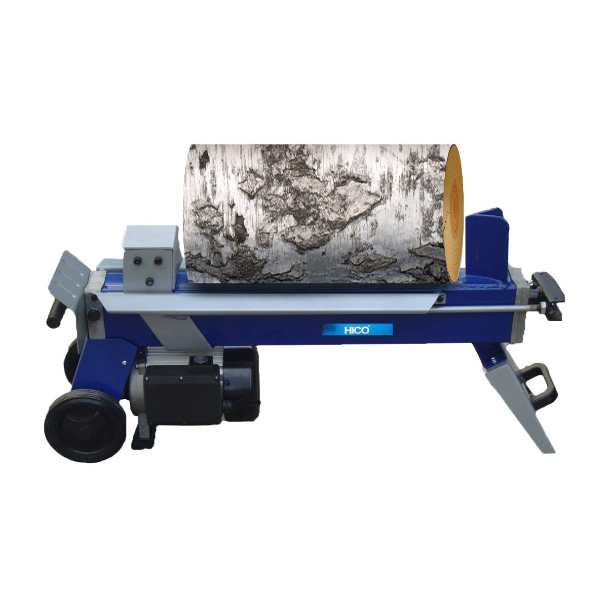 HICO-LSP0552 5 Ton Electric Log Splitter firewood splitter 2 HP 1500W