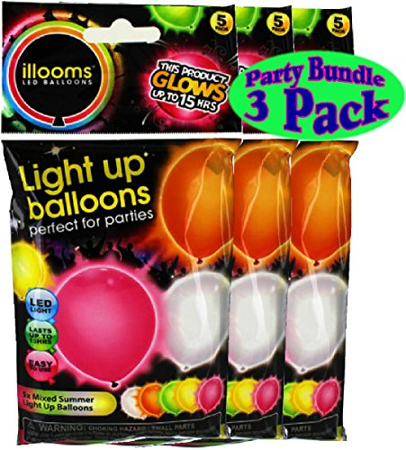 illooms Light Balloons Party Bundle product image