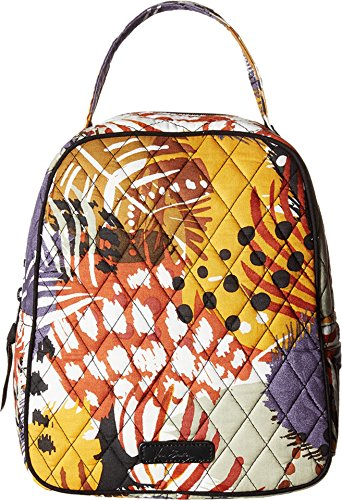 Vera Bradley Lunch Bunch, Painted Feathers