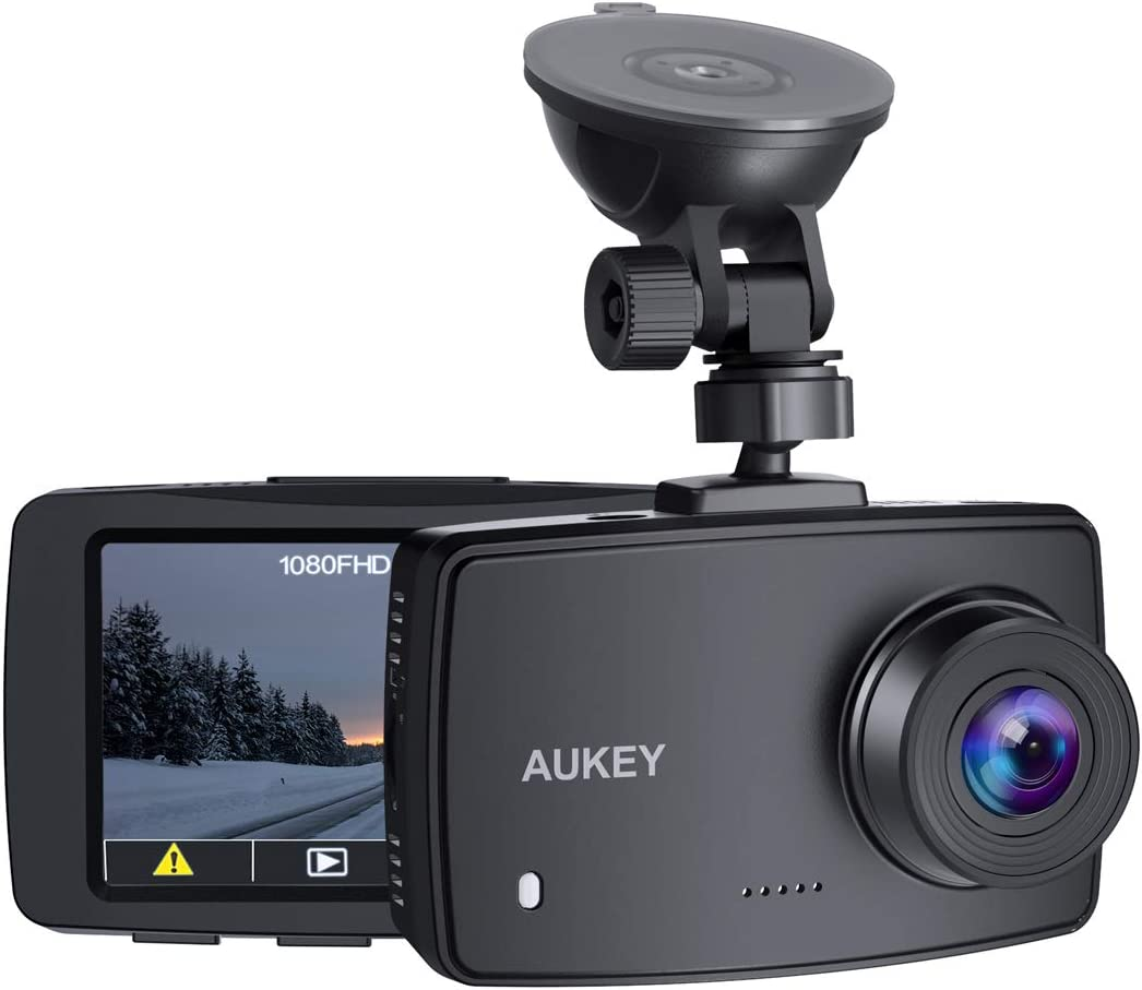 <strong>Aukey DRA1 1080p Dashcam</strong>