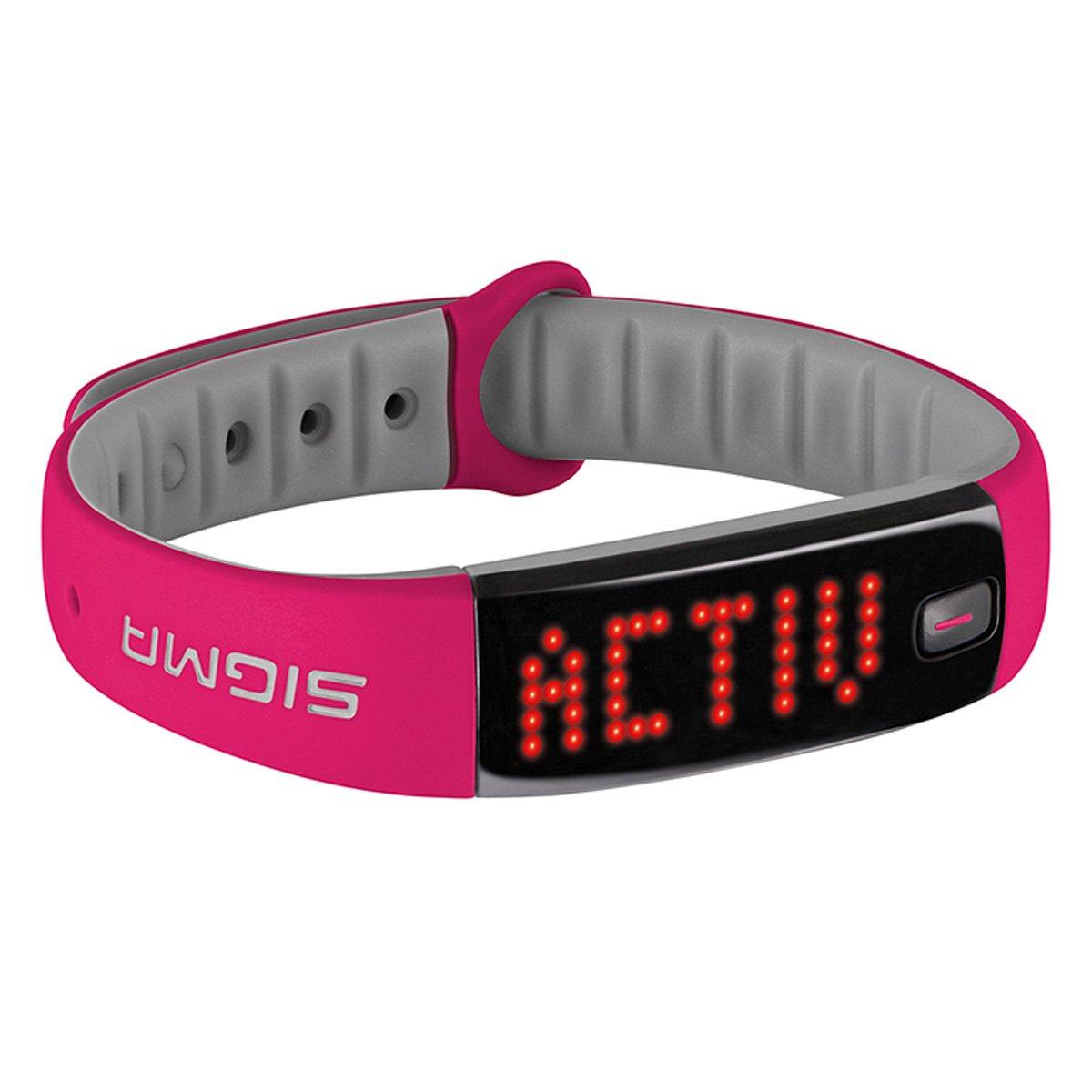 Sigma Sport Activo Fitness Tracker Pure Black 22913