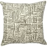 Pehr Designs Berkeley Collection Pebble Hatch Pillow by Pehr Designs