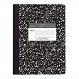 Roaring Spring Hard Cover Composition Book, 9 3/4'' x 7 1/2'', Wide Ruled, 150 sheets