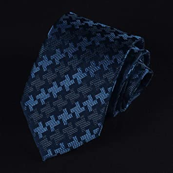 Wangwang454 Corbata De Seda Clásica De Seda para Empresas Corbata ...
