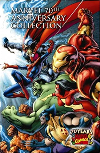 marvel comics 70th anniversary collection