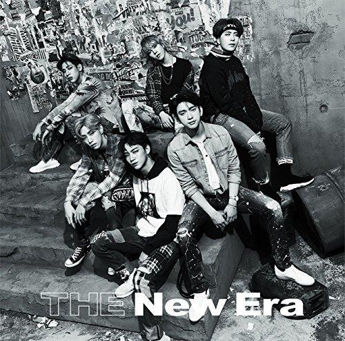 CD : GOT7 - New Era (Japan - Import)