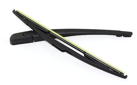 novoflow parabrisas trasero brazo limpiaparabrisas con hoja para Peugeot 206, Citroën Saxo