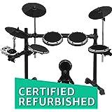 (CERTIFIED REFURBISHED) Behringer XD8USB 8-Piece Electronic Drum Set (Black)