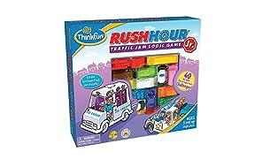 ThinkFun Rush Hour Junior Board Game