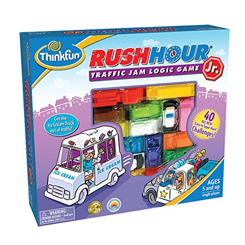 Rush Hour Jr Board Game Game Amazon Launchpad