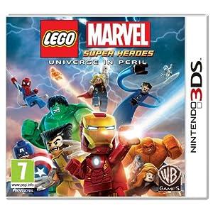 LEGO Marvel Super Heroes: Universe in Peril (Nintendo 3DS)