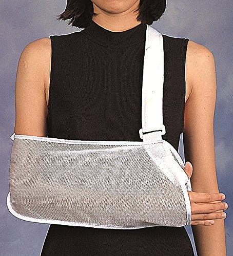 Écharpe de bras en maille réglable avec boucle de pouce Solace Care,  support de protection ed5e0802a9d