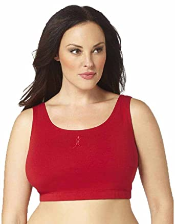 2bdded07891df A Big Attitude 9555 Sport Bra at Amazon Women s Clothing store