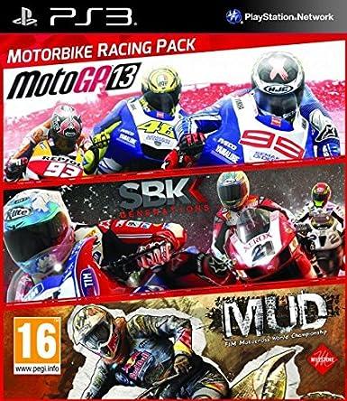 Motorbike Racing Pack: Moto GP 13 + SBK Generations + MUD: Amazon ...
