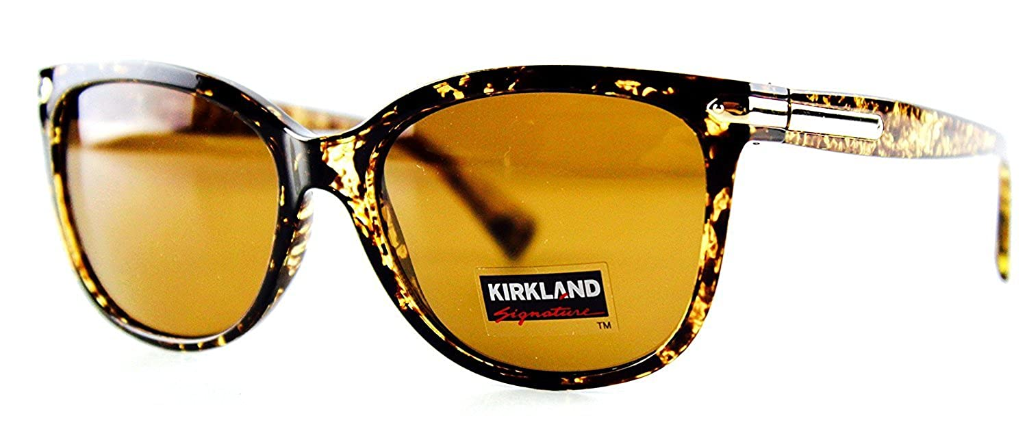 47f77986234 Amazon.com  Kirkland Signature Women s Sunglasses Polarized Anti-Reflective