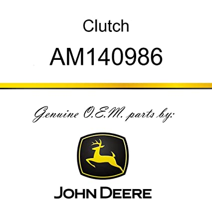 Amazon.com: John Deere Gator Clutch 6X4 Primary Drive 18 MPH NEW AM140986: Automotive