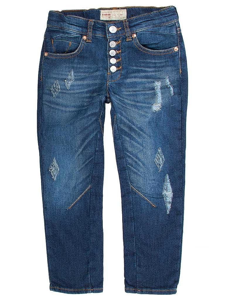 178 - Lavage Bleu Moyen (Lavage en Pierre) 15-16 ans (hauteur  176 cm) voiturerera Jeans - Jeans 771 pour Fille, Jogger, Taille Normale, Taille Normale