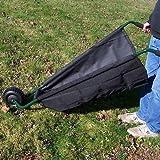Folding Garden Wheelbarrow