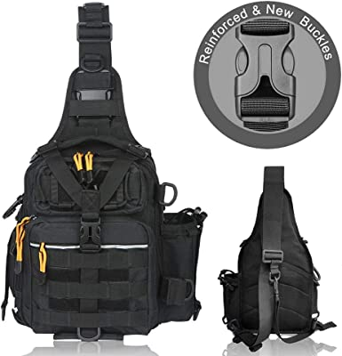 BLISSWILL Outdoor Fishing Backpack