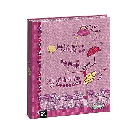 archivador 4 Anillas Magic by BUSQUETS: Amazon.es: Equipaje