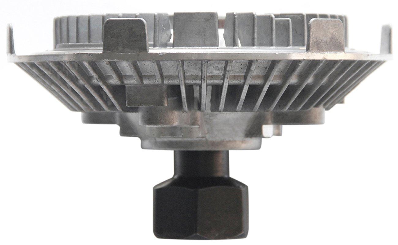 TOPAZ 2626 Engine Cooling Fan Clutch for Chevrolet GMC 2.2L 4.3L 5.0L 5.7L
