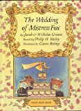 The Wedding of Mistress Fox, Jacob Grimm, 155858336X