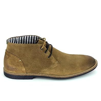 Kickers Beige Babel Sacs Chaussures Et r7xOvwqr
