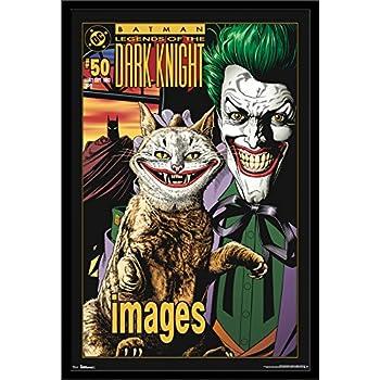 Amazon.com: Trends International 24x36 Joker - Die