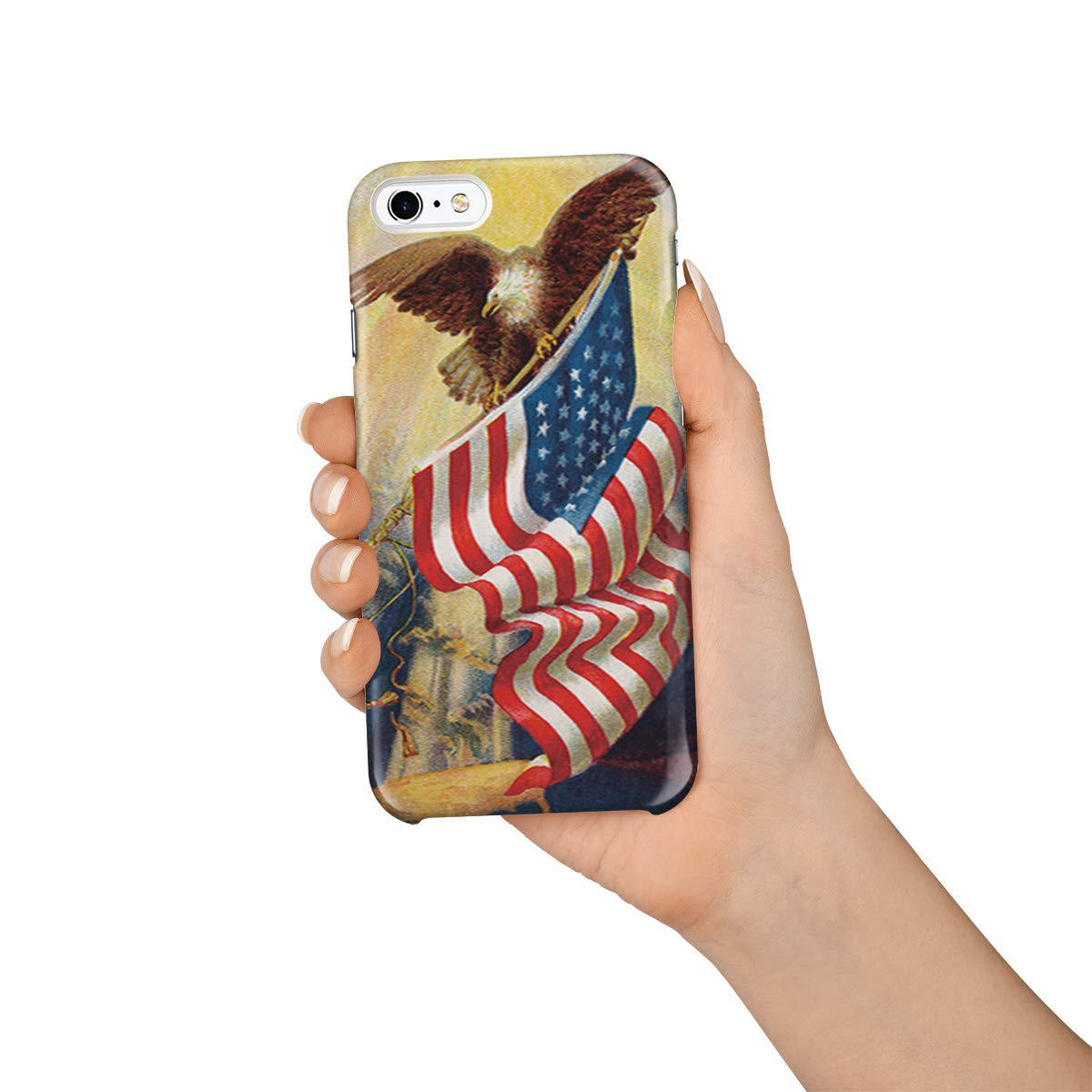 Amazon com: YEHO Art Gallery Christmas Phone Case Protective