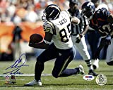 Antonio Gates Signed 8x10 Photo San Diego Chargers - PSA/DNA Certified - NFL Football Autographs
