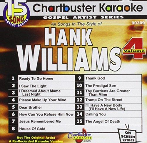 Karaoke: Hank Williams 4 ()