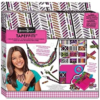 Fashion Angels Tapeffiti Bead Jewelry Making Craft Set