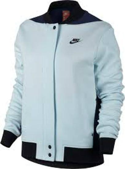 c3dcf4a180296 Amazon.com  Nike Tech Fleece Destroyer Women s Jacket (S