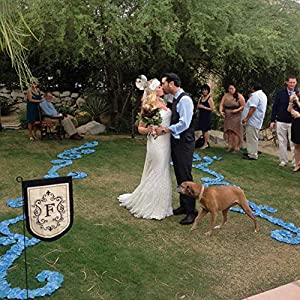 HO2NLE 2000 Pcs Artificial Flowers Silk Rose Petals Wholesale Home Party Ceremony Wedding Decoration (Blue) 5