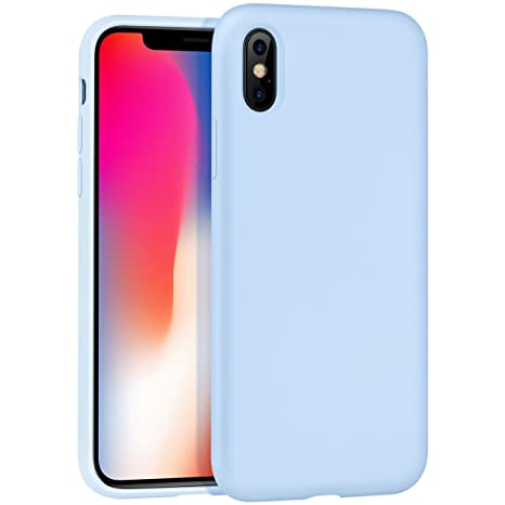custodia iphone x opaca