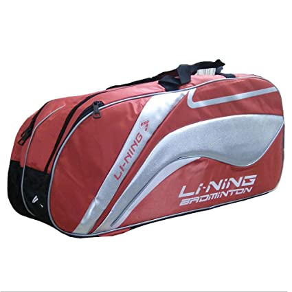 04850364e641 Li-Ning ABSL392-6 9in1 Special Badminton Kitbag (With Separate Shoe  Compartment)