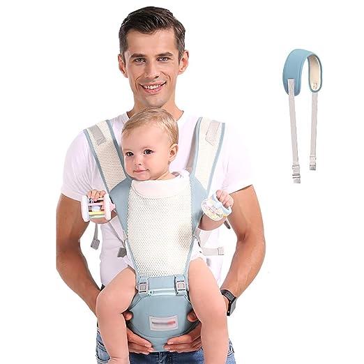 PRIEW Correas envueltas para bebés 3 en 1 Arneses ergonómicos para ...