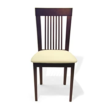 Admirable Amazon Com Aeon Hartford Solid Beechwood Dining Chairs Pabps2019 Chair Design Images Pabps2019Com