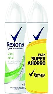 Rexona Desodorante Aloe Vera Ahorro - 200 ml