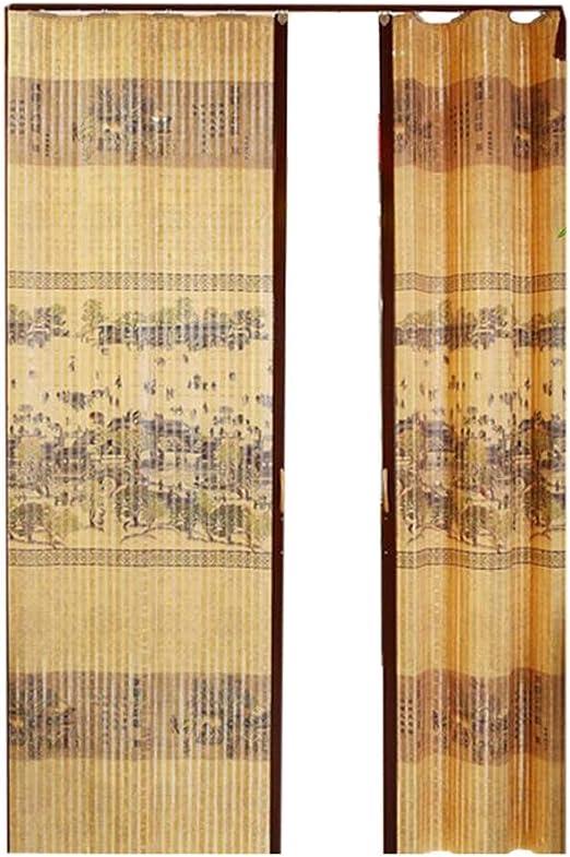 Jcnfa-Roller - Persiana de bambú para Puerta corredera, diseño ...