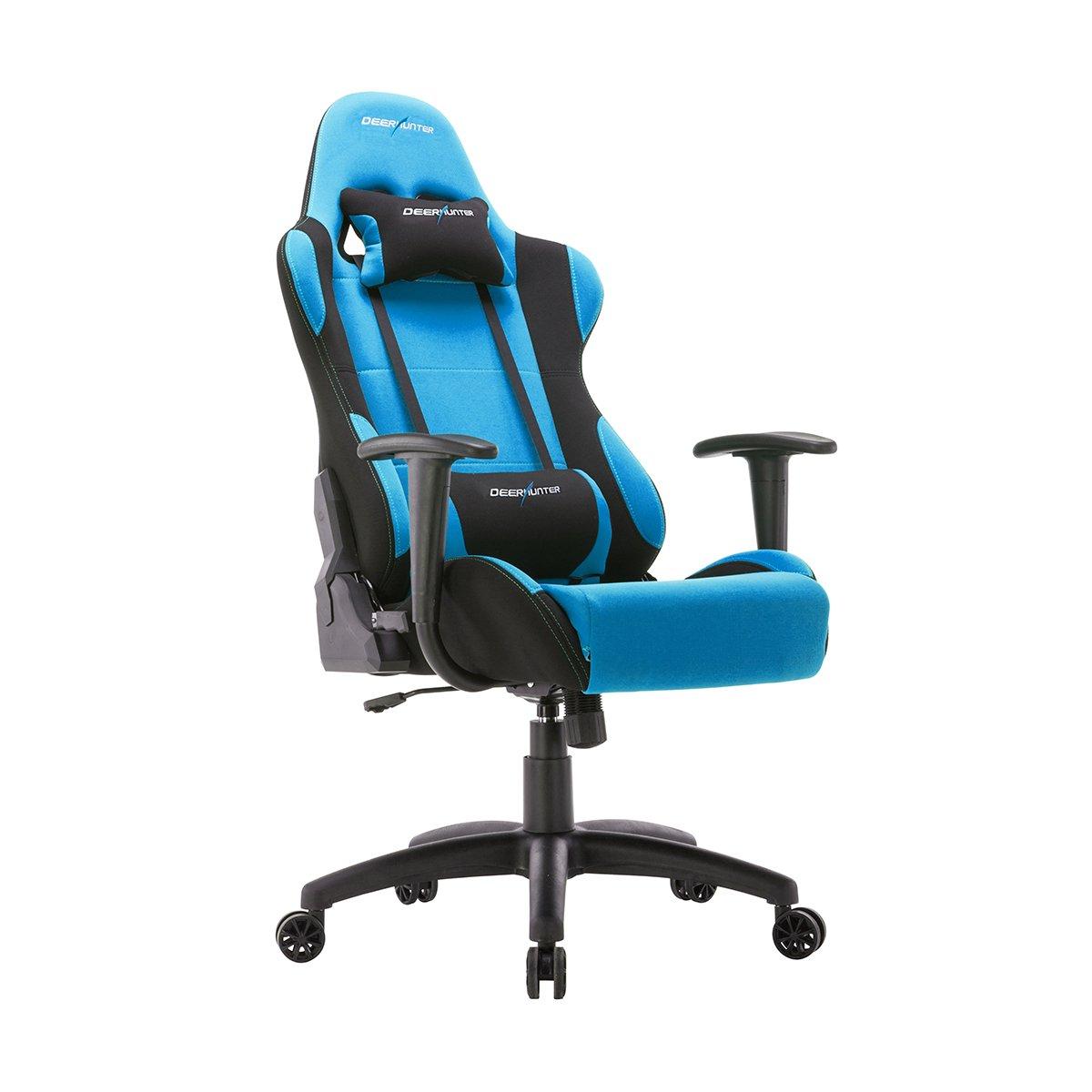 DEERHUNTER Gaming Stuhl Racing Stuhl 360 Grad Bürostuhl Drehbar ...