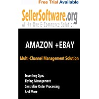 SellerSoftware: Amazon and eBay Multi-Channel E-Commerce Management Solution includes Inventory and Listing Management -Annual Term