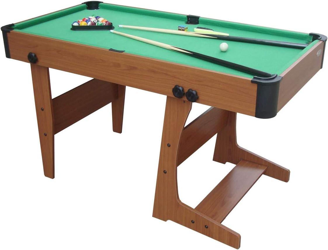 Gamesson Eton L Foot Accesorios de Mesa de Billar Plegable, Unisex Adulto, Verde, Large/6-Inch: Amazon.es: Deportes y aire libre