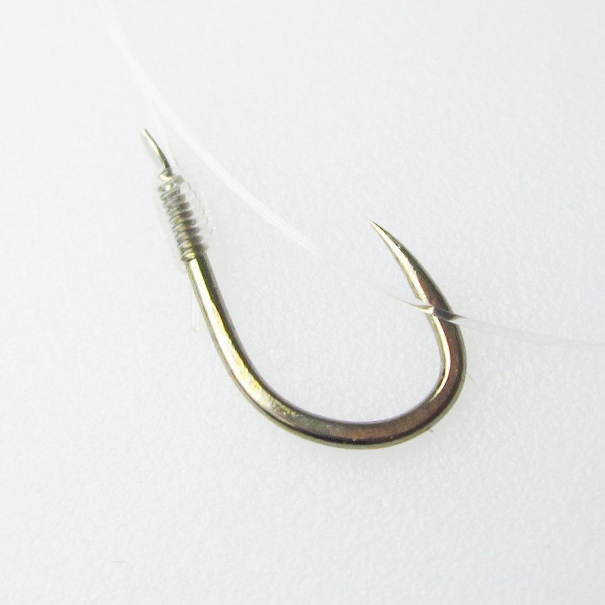 Drennan Barbless Margin Carp Hook to Nylon Sizes 8 /& 16 8 Pcs