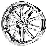 Verde Custom Wheels Kaos Chrome Wheel (18x8''/5x115 mm)