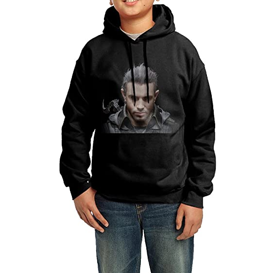amazon com younth s kingsglaive final fantasy xv hooded sweatshirt