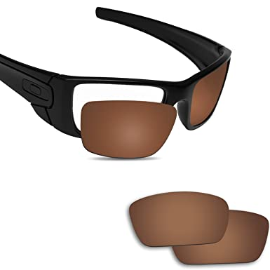 Fiskr Lentes de repuesto para Oakley Fuel Cell Polarized Brown ...