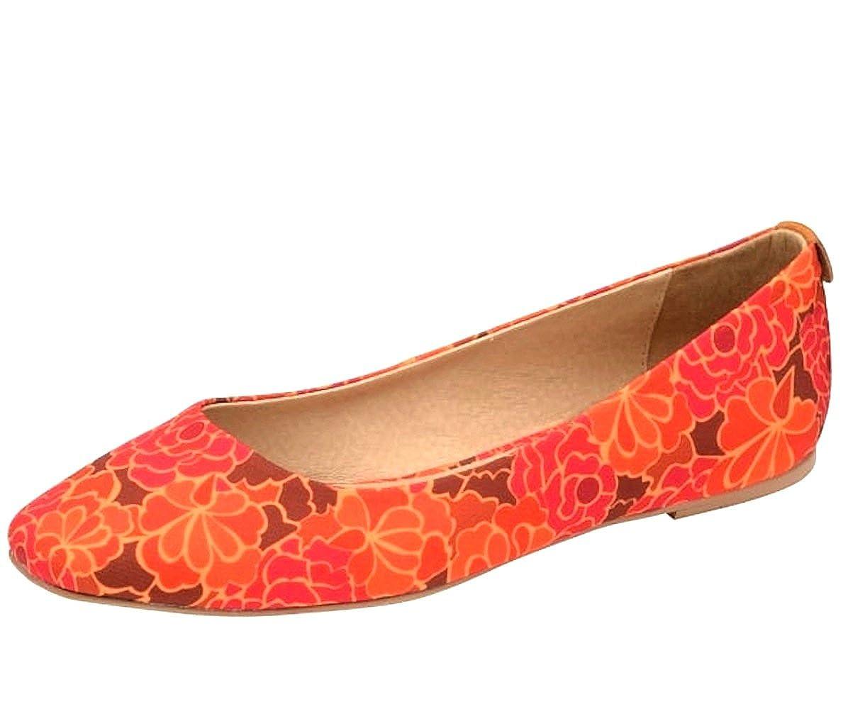 Ravel - Femme Ballet, Orange, Taille 35.5