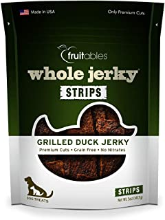 product image for Fruitables Whole Jerky Grilled Duck Dog Treats, 5, Model: 2676