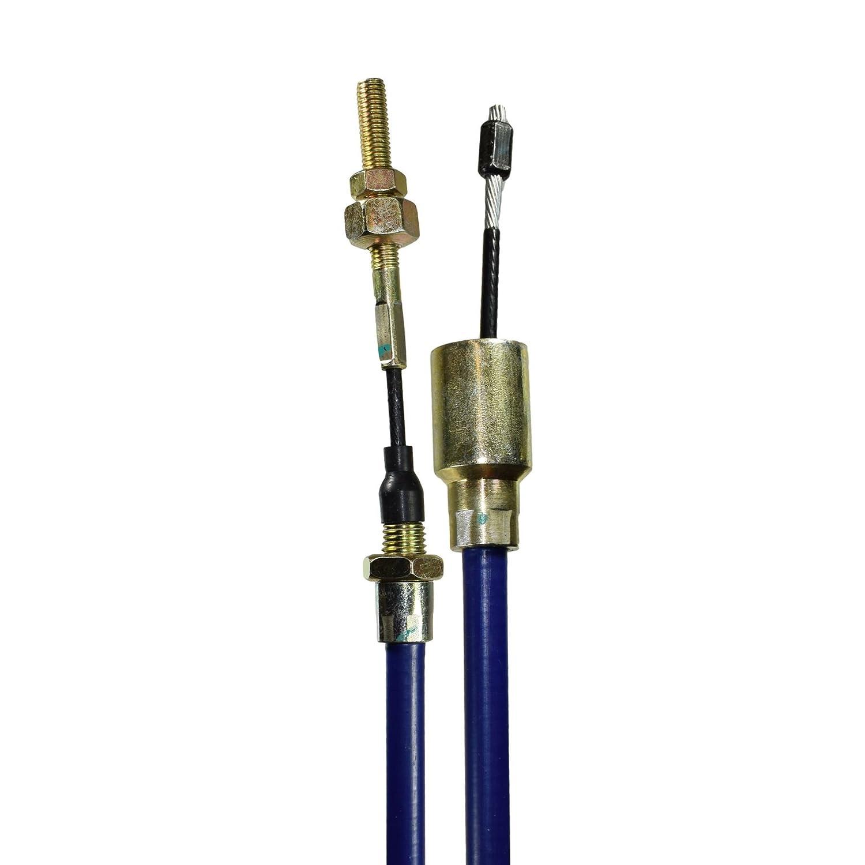 AB Tools/_URB Sabot Frein Cable Kit Complet pour lIfor Williams remorque Benne TT105 3500kg